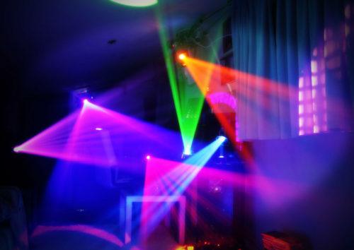 Iluminación de eventos en Puerto Vallarta